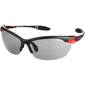 Alpina Twist Three 2.0 VL Okulary, black matt-red